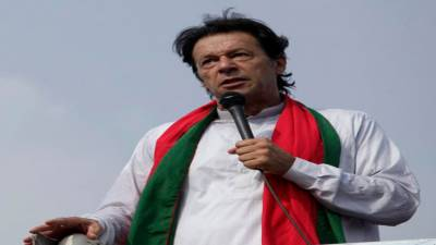 If voted to power, PTI to make Pakistan corruption-free state: Imran