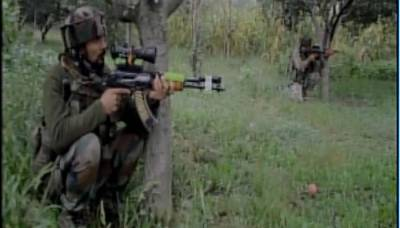 Indian Forces vehicle ambushed with grenade in Occupied Kashmir