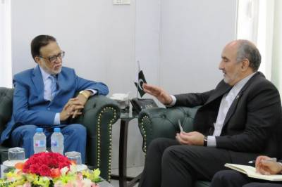 Iran offers Pakistan to join hands against anti Islam Western media propoganda