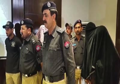 Karachi Police target killer gang arrested
