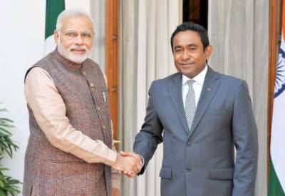 Maldives gives an embarrassing blow to India