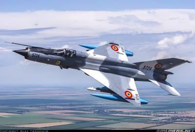 MiG 21 fighter jet crashes, pilot killed
