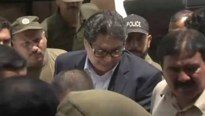 NAB raids Fawad Hasan Fawad's Lahore-residence: sources