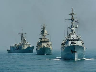 Pakistan Navy joins regional maritime patrols