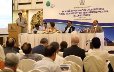 Pakistan, UNDP launch project to protect people from glacial lake outburst floods