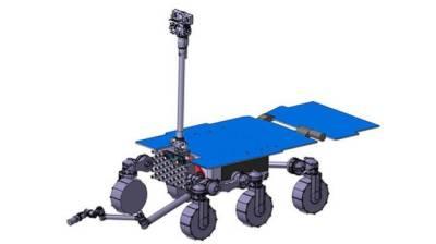 Robot to retrieve Mars rocks