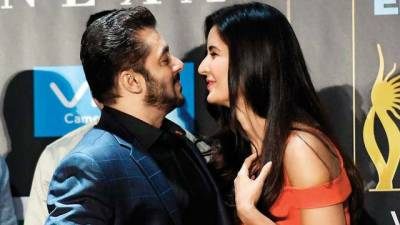 (VIDEO): Why Salman Khan called Katrina Kaif her baby?
