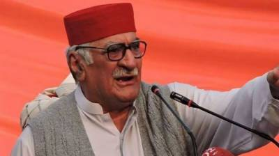 Asfandyar hopes ANP to win forthcoming general elections