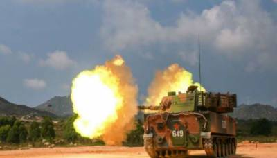 China emerges as major weapons exporter
