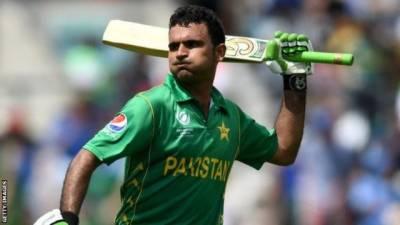 Fakhar Zaman makes historic record