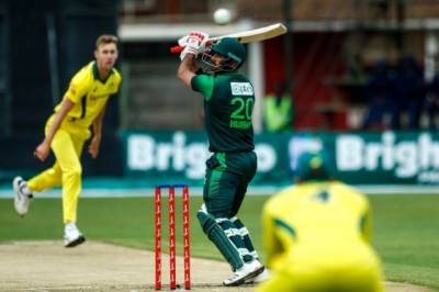 Final of T-20 Tri-Series: Pakistan to face Australia today