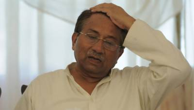 General (R) Pervaiz Musharraf lands in serious troubles
