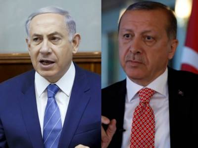 Israel Turkey lock horns yet again