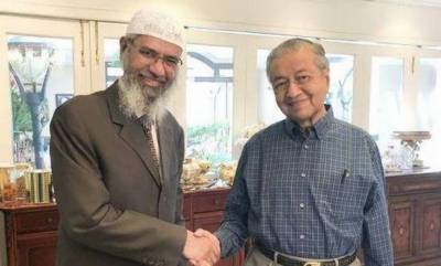 Malaysian PM Mahatir Mohammad gives yet another blow to India
