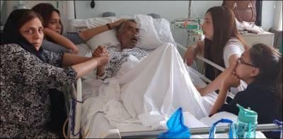 MQM founding leader Saleem Shahzad dies in London