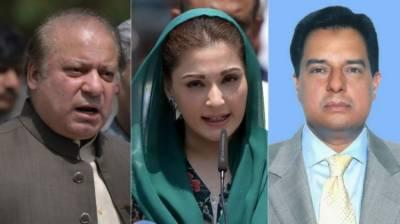 Nawaz, Maryam, Safdar to appeal against Avenfield verdict