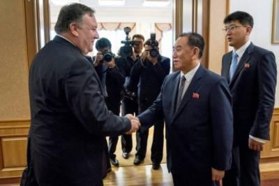 North Korea slams 'gangster-like' US in nuclear talks