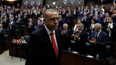 Turkey enters new era as Tayyip Erdogan gets sweeping powers