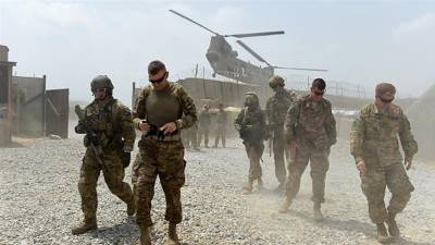 US soldier killed in 'apparent insider attack' in Afghanistan: NATO