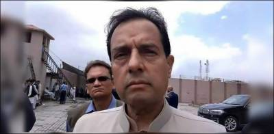 Captain (R) Safdar granted B Class facility in Adiala Jail