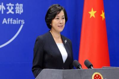 China comes up strongly for ally Iran against US