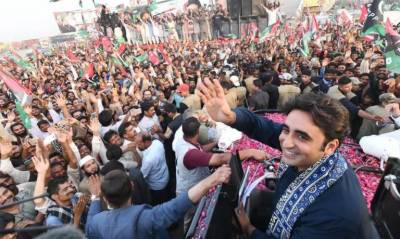 Gangster's mother campaign against Bilawal Bhutto in Karachi: Report