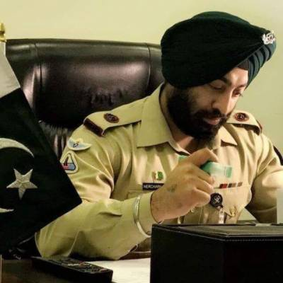 Hercharn Singh: Meet the first ever Sikh Major in Pakistan Army