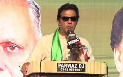 Imran tells Nawaz not to try to become Nelson Mandela