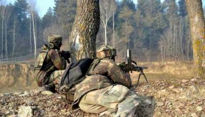 Indian Forces camp attacked with grenade in Occupied Kashmir