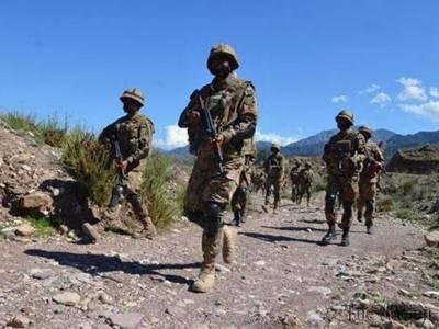 Pakistan Army conducts intelligence based operations
