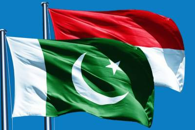 Pakistan Indonesia hold political and security dialogue