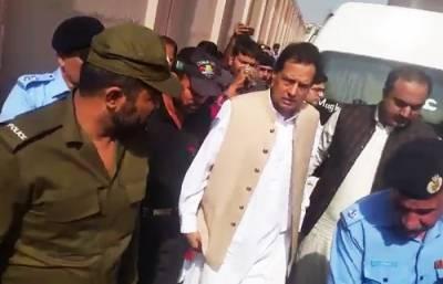 Retired captain Safdar shifted to Adiala Jail Rawalpindi