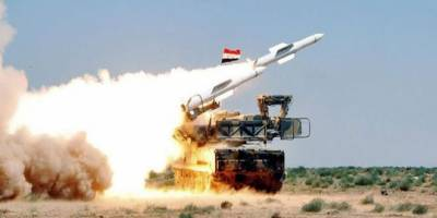 Syria shot down several Israeli missiles targeting airport in Homs