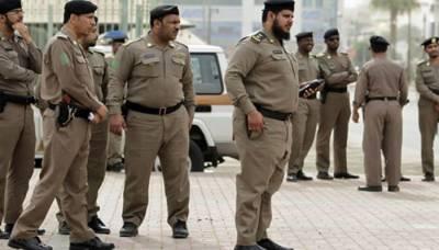 Terrorist attack on Saudi check post, gunfight