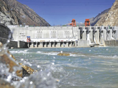 726 MW added to national grid from Neelum-Jhelum Hydropower Project