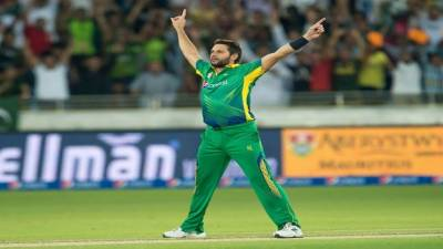 Afridi optimistic of Pakistan's chances in World Cup, World T-20