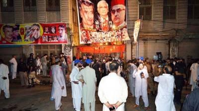ANP's Haroon Bilour among 12 martyred in Peshawar blast