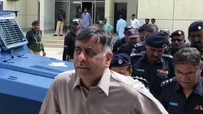 ATC accepts bail application of Rao Anwaar in Naqeebullah murder case