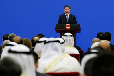 Chinese President supports political settlement to Palestine issue