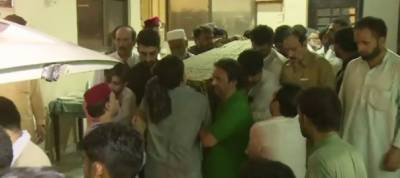Death toll rises to 20 in Peshawar blast, Haroon's to be laid to rest today