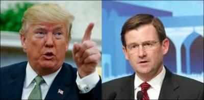 Donald Trump nominates Ambassador in Pakistan for top diplomatic assignment: Report