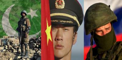 In a first, Spy Chiefs from Russia, China and Pakistan meet in Islamabad