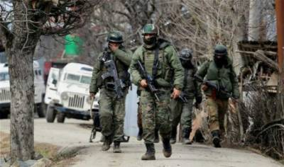 Indian Forces crackdown on social media in Occupied Kashmir