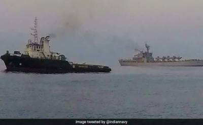 Indian Navy senior officer jailed over war room secret documents leaks case