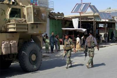 ISIS strike Afghan government department in a deadly attack