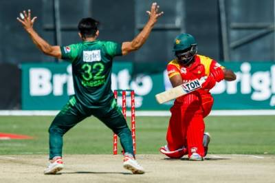 Pakistan's ODI ranking at stake in Zimbabwe tour