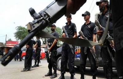 CTD arrests suspected terrorist in DI Khan