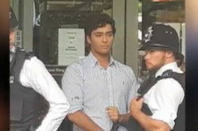 Hussain Nawaz's son Zakriya also arrested in London