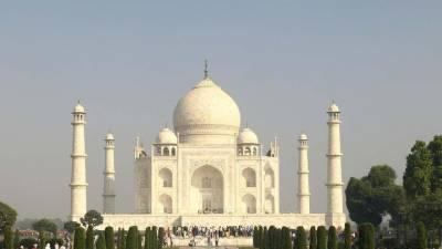 India government is 'failing' to protect Taj Mahal