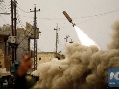 Israeli Military strike Syrian Army positions near Golan Heights